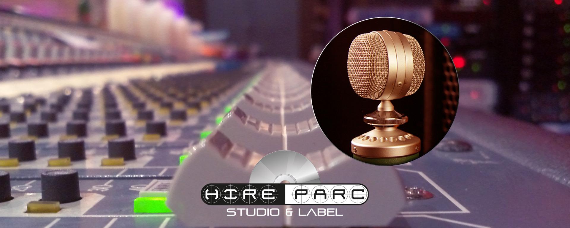 HIRE-PARC studios